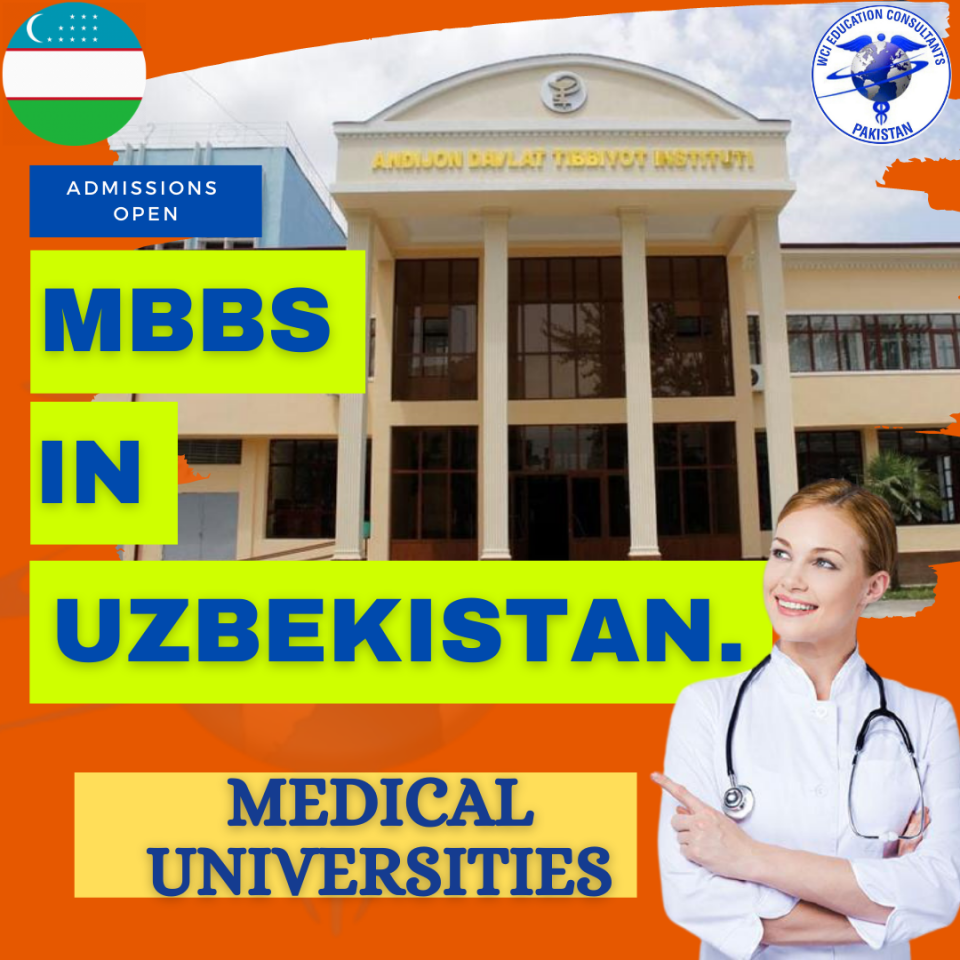Medical Universities in Uzbekistan MBBS Admissions Open